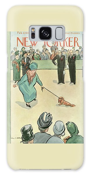 New Yorker February 8th, 1936 Galaxy Case