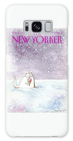 New Yorker February 8th, 1988 Galaxy Case