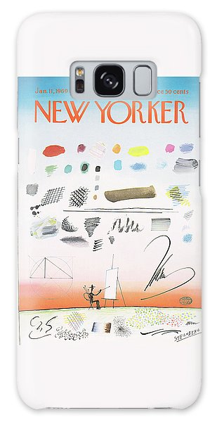 New Yorker January 11th, 1969 Galaxy Case