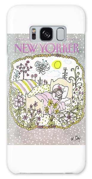 New Yorker January 13th, 1986 Galaxy Case