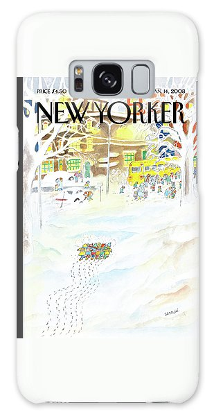 New Yorker January 14th, 2008 Galaxy Case