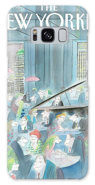 New Yorker January 15th, 1990 Galaxy S8 Case