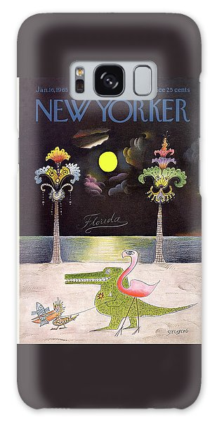 New Yorker January 16th, 1965 Galaxy Case