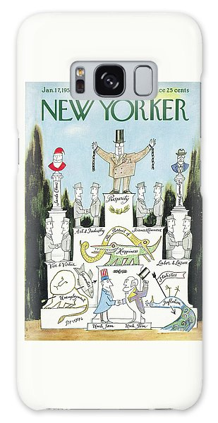 New Yorker January 17th, 1959 Galaxy Case