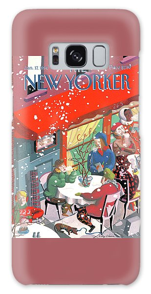 New Yorker January 17th, 1994 Galaxy S8 Case