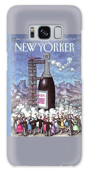 New Yorker January 1st, 1990 Galaxy Case