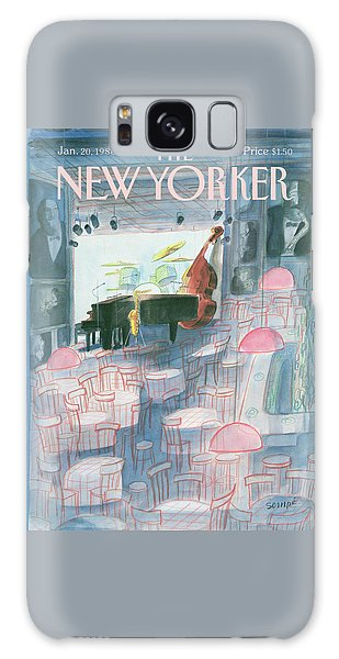 New Yorker January 20th, 1986 Galaxy Case
