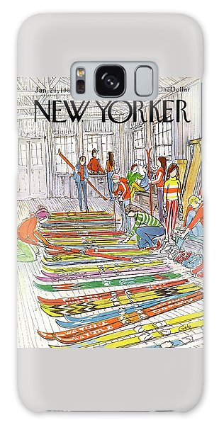 New Yorker January 21st, 1980 Galaxy Case