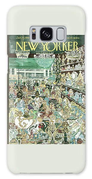 New Yorker January 23rd, 1960 Galaxy Case