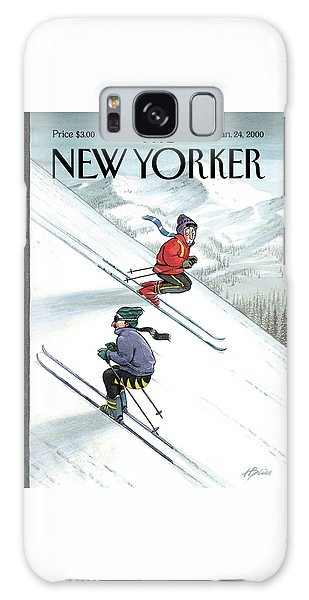 New Yorker January 24th, 2000 Galaxy Case
