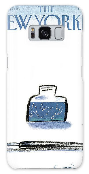 New Yorker January 25th, 1988 Galaxy S8 Case