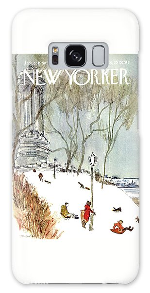 New Yorker January 27th, 1968 Galaxy Case