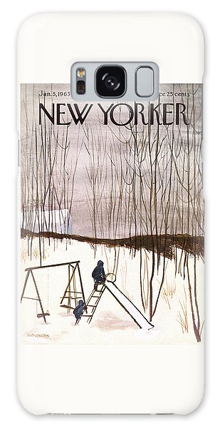 New Yorker January 5th, 1963 Galaxy Case