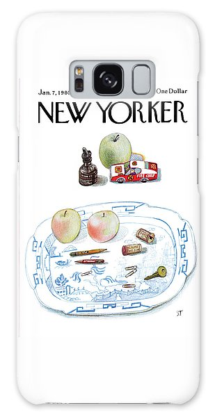 New Yorker January 7th, 1980 Galaxy Case
