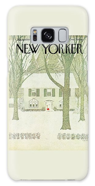 New Yorker January 8th, 1979 Galaxy Case