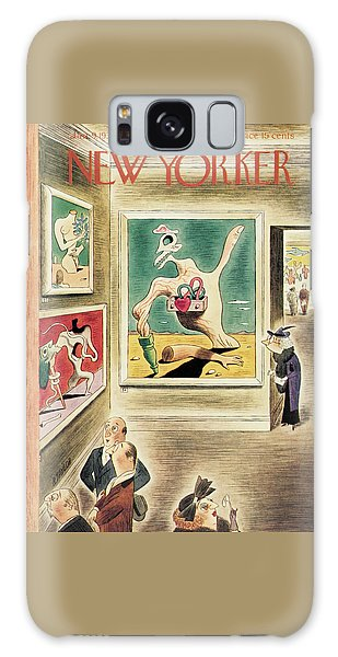 New Yorker January 9th, 1937 Galaxy Case