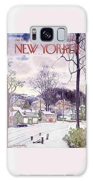 New Yorker January 9th, 1965 Galaxy Case
