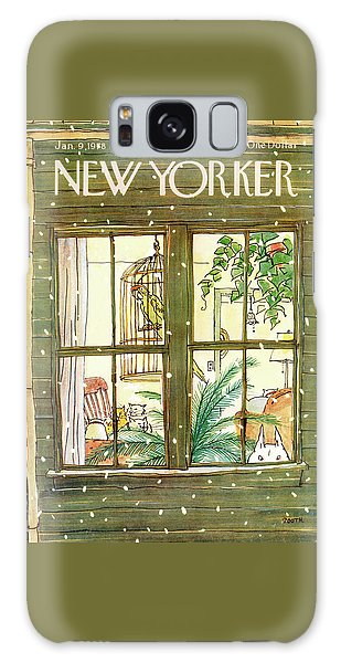 New Yorker January 9th, 1978 Galaxy Case