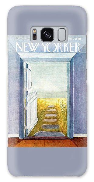 New Yorker July 11th, 1970 Galaxy Case