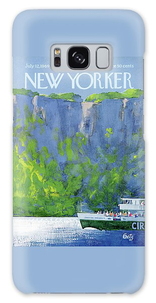 New Yorker July 12th, 1969 Galaxy Case