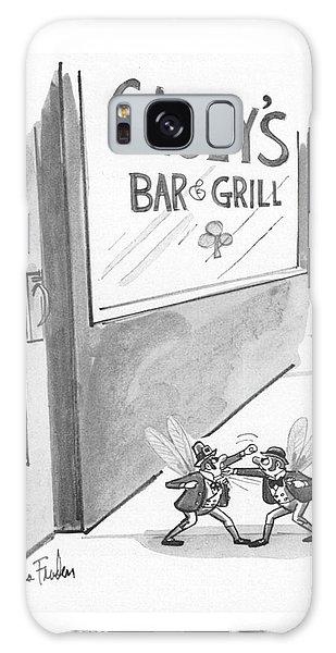New Yorker July 12th, 1976 Galaxy Case