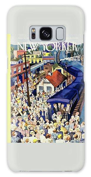 New Yorker July 13 1940 Galaxy Case