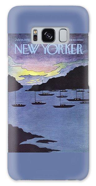 New Yorker July 14th, 1975 Galaxy Case