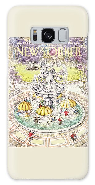 New Yorker July 18th, 1988 Galaxy Case