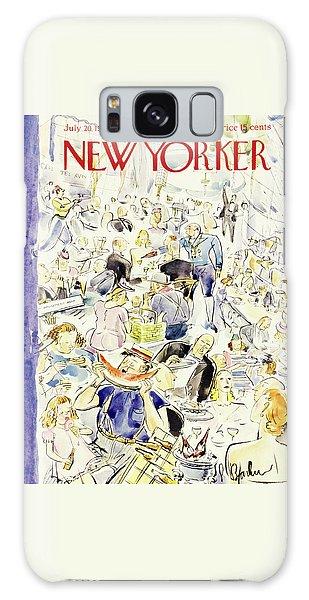 New Yorker July 20 1940 Galaxy Case