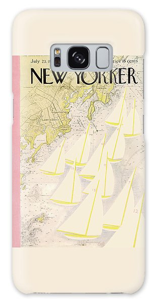 New Yorker July 23rd, 1938 Galaxy Case