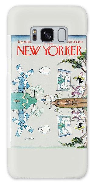 New Yorker July 23rd, 1966 Galaxy Case