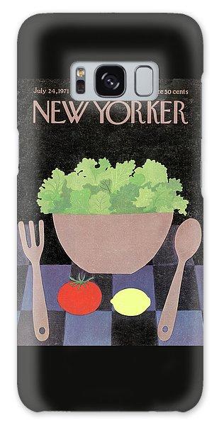 New Yorker July 24th, 1971 Galaxy Case