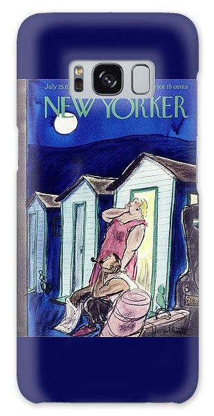 New Yorker July 25 1936 Galaxy Case