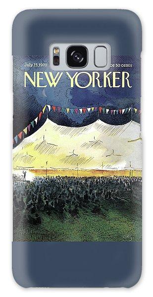 New Yorker July 25th, 1970 Galaxy Case