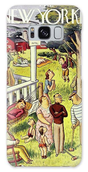 New Yorker July 27 1935 Galaxy Case