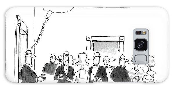 New Yorker July 29th, 1985 Galaxy Case