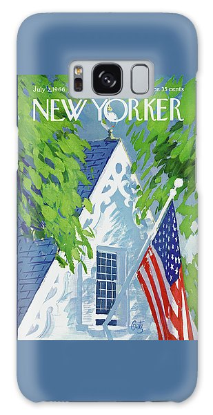 New Yorker July 2nd, 1966 Galaxy Case