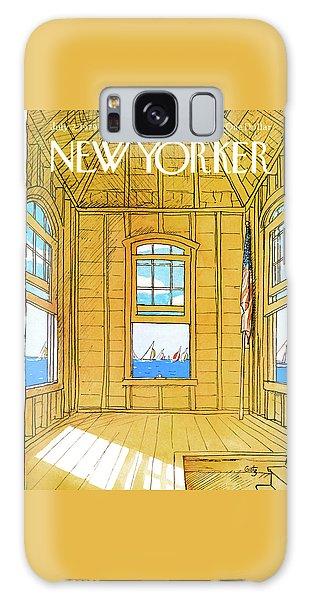 New Yorker July 2nd, 1979 Galaxy Case