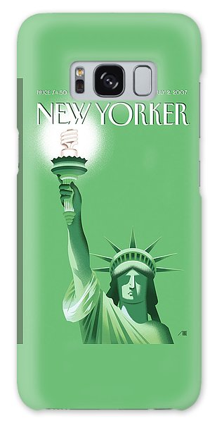 New Yorker July 2nd, 2007 Galaxy Case