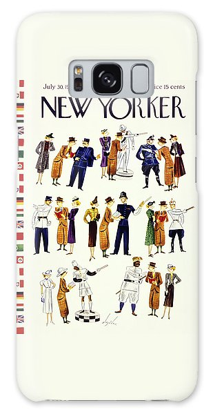 New Yorker July 30 1938 Galaxy Case