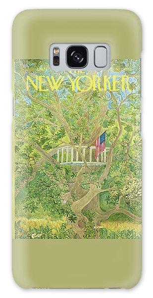 New Yorker July 3rd, 1971 Galaxy Case