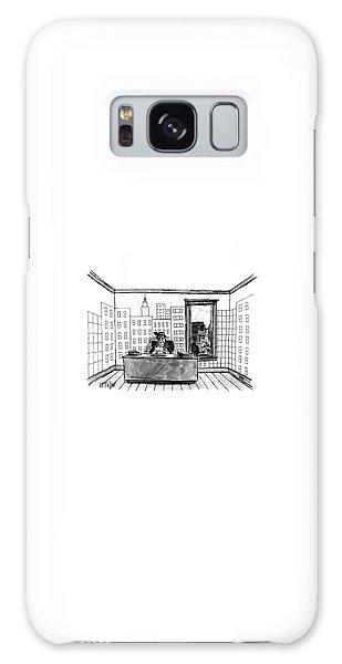 New Yorker July 4th, 1988 Galaxy Case