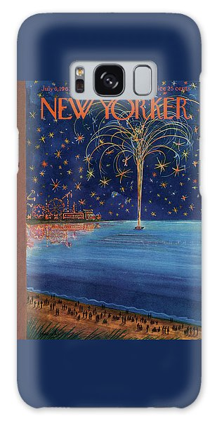New Yorker July 6th, 1963 Galaxy Case