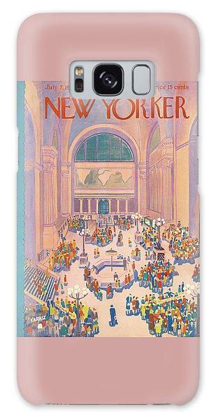 New Yorker July 7th, 1934 Galaxy Case