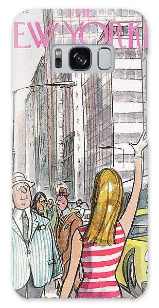 New Yorker July 8th, 1972 Galaxy Case