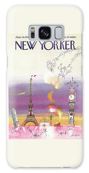 New Yorker June 10th, 1961 Galaxy Case