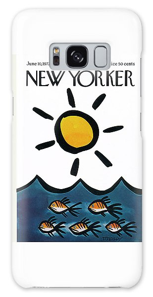 New Yorker June 10th, 1972 Galaxy Case