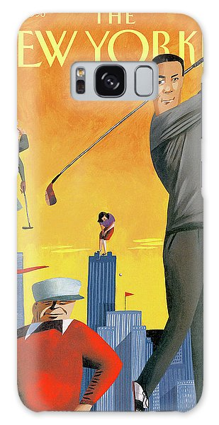 New Yorker June 10th, 1996 Galaxy S8 Case