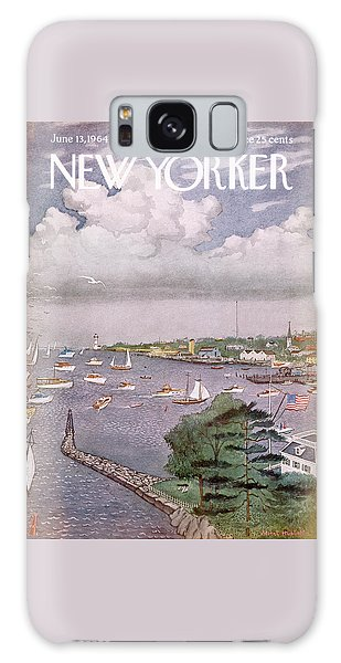 New Yorker June 13th, 1964 Galaxy Case