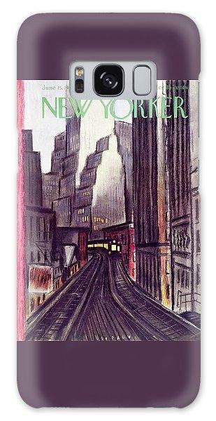 New Yorker June 15 1940 Galaxy Case